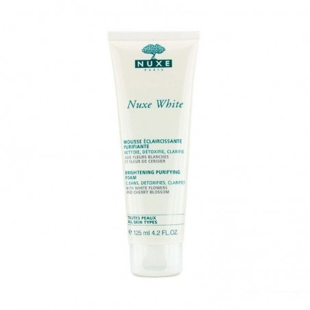 NUXE WHITE MOUSSE