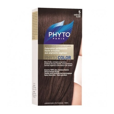 PHYTO COLOR 5