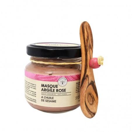 MASQUE ARGILE ROSE 120G
