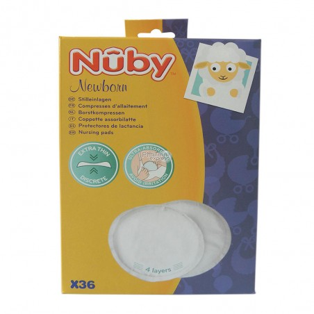 NUBY COUSSINETS...