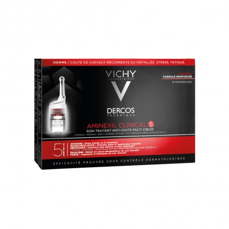 VICHY DERCOS AMINEXIL HOMME